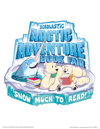 Scholastic Artic Adventure Book Fair