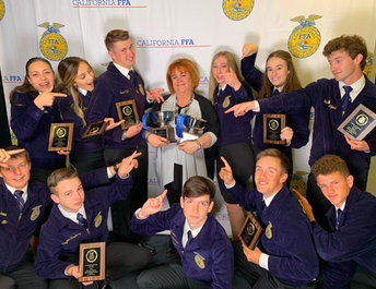 State Champs, Disney, and More: FFA State Conference