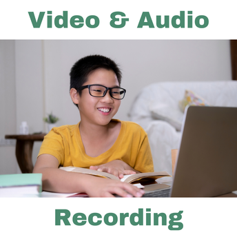 Video & Audio Recording