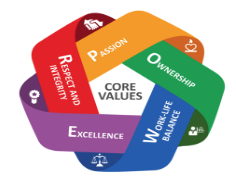 Identifying Core Values, Mission, and Vision Proves Challenging but not Elusive