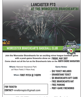Worcester Brave-hearts Game