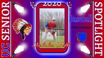 UC Class of 2020 Nicholas Wells