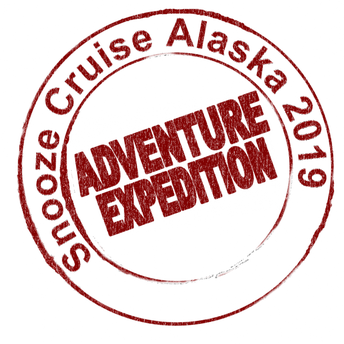 Snooze Cruise Itinerary