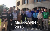 Delegation from Mini-KARH