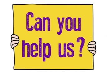 ¿Le Gustaría Ayudar a Una Causa Local?