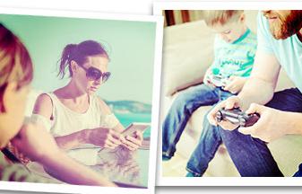 Best Practice: Modeling Good Online Behavior