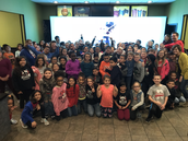 4th grade Field Trip to see Wonder