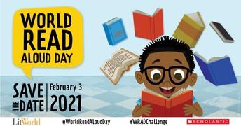 Read around the World Day!