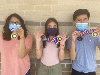 Health Science Contest Results