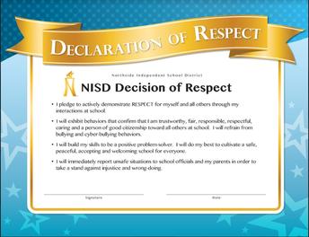 OC Decision of Respect