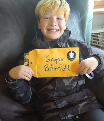 Grayson Butterfield
