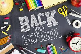 Materials Pick-up for 3rd - 8th Grades