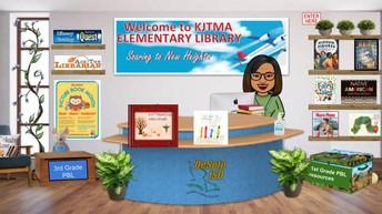 Katherine Johnson K-5 Virtual Library