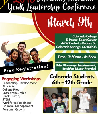 African American Youth Leadership Conference at Colorado College