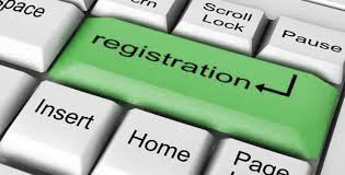 On Line Registration