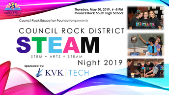 Council Rock District STEAM Night