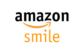 amazon smile logo in black & orange