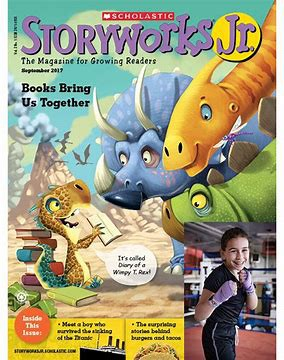 3rd Grade Storyworks Jr $350
