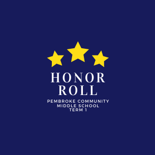 PCMS HIGH HONOR & HONOR ROLL