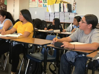 Mr. Dueñas' Math Class