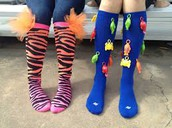 November 10 - Silly Sock Day