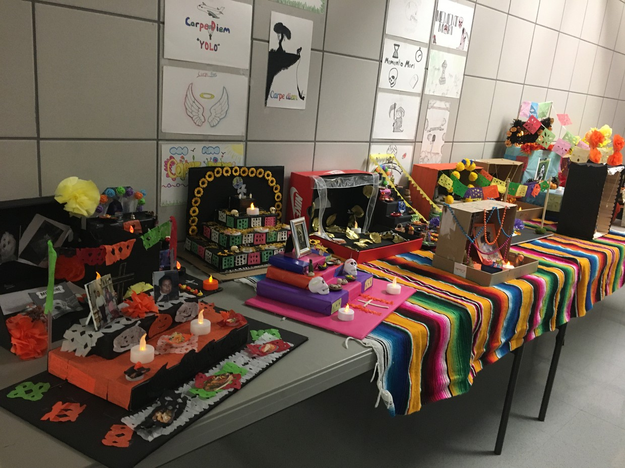 Picture of student projects