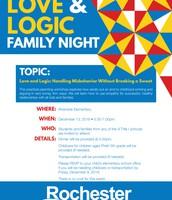 Love and Logic For Families
