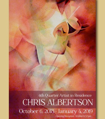 Artist in Residence 4th Qtr – Chris Albertson