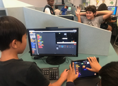 Students learn to code using tile-based programs (RDR)