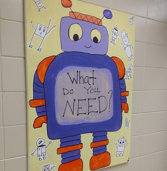 West Cedar has been invaded by Joybots!!