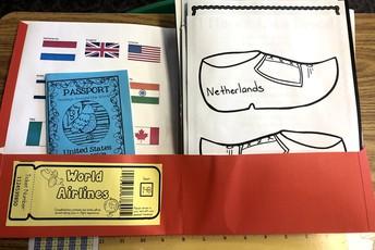 Burnham School's Cultures Around the World