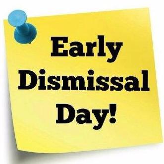 1:00 p.m. Dismissal