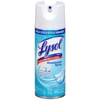 Nurse G Needs Lysol!