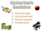 Hear Ye! Hear Ye! January will be Presentation Month!
