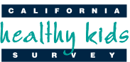 CALIFORNIA HEALTHY KIDS SURVEY!