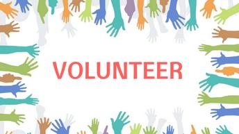 Seeking Volunteers