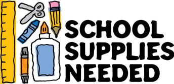 School Supply Donations
