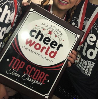 Top Score Cheer World 2019