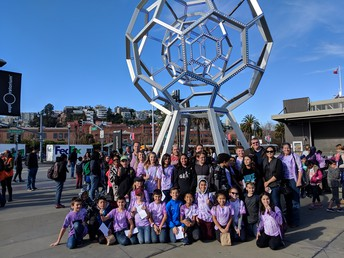 Finished Products at the Exploratorium!