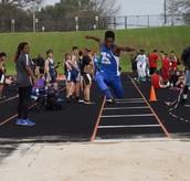 Jr. High Track Meet