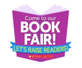 Virtual Book Fair- Now through January 21st