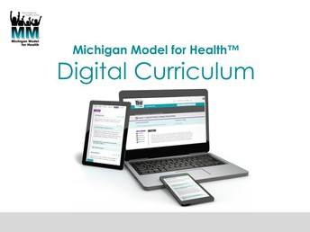 Michigan Model for Health™ Responds to Distance Learning Needs