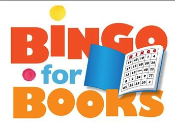 K-5-Bingo for Books