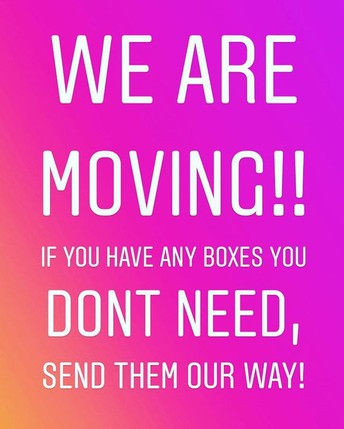 MMA Junior High needs moving boxes