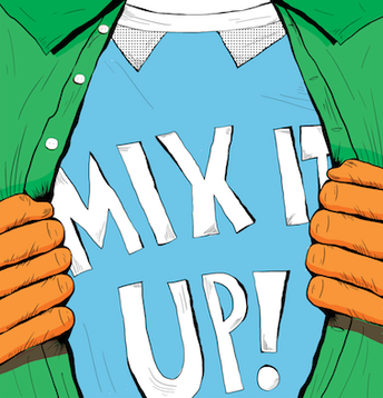 Mix It Up @ Lunch Day!