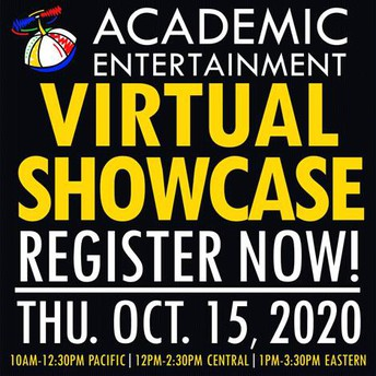 From Academic Entertainment: Virtual Assembly Showcase on Zoom!
