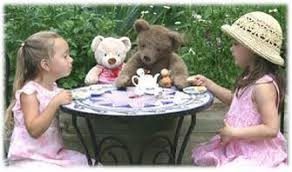 Have a tea party?