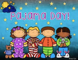Pajama Day - Friday, December 20th