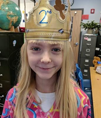 Golden Crown:  Katelyn L.