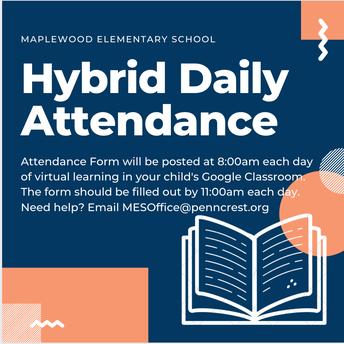 Hybrid Attendance